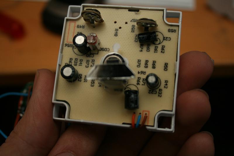 Tld afficher le sujet montage pour detection de mouvement - Branchement detecteur de mouvement ...